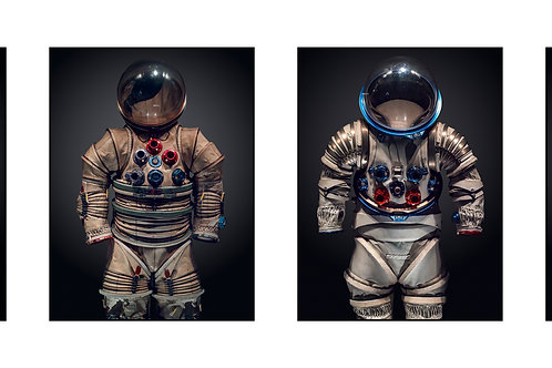 NASA Spacesuit Multi  84x30cm