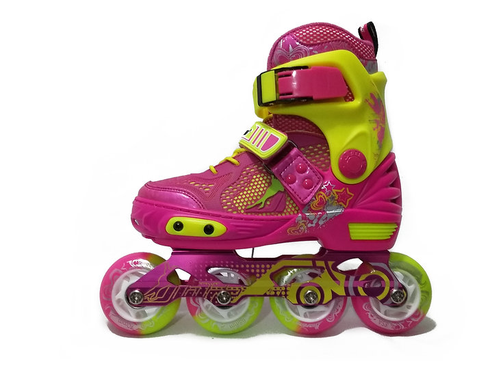 Patinesde fitness reforzados infantiles