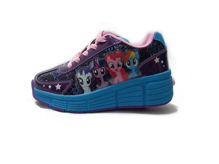 Tenis Patin My Little Pony
