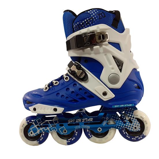 Patines en linea free skate