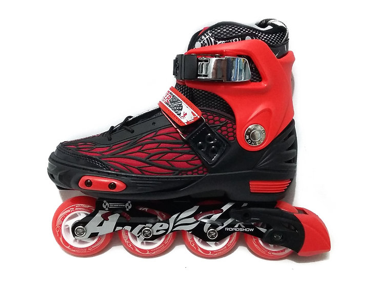 Patines Fitness con base free skate Ajustables