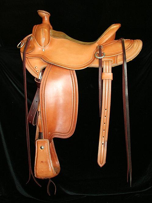 "16"" Bowman Roper Saddle"