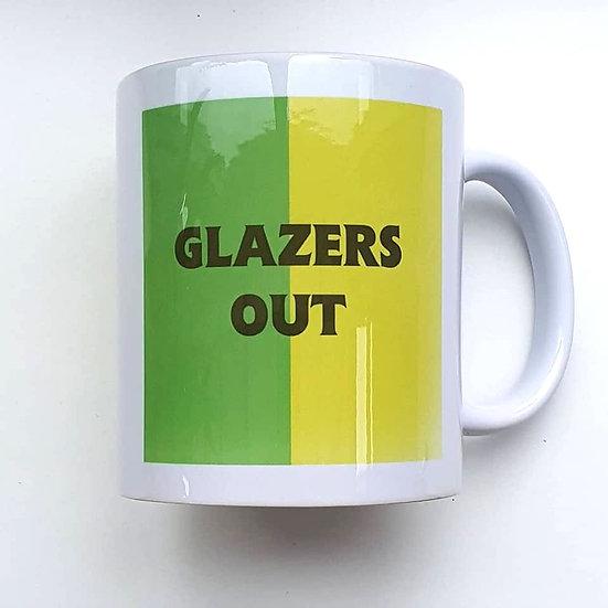 Glazers Out Ceramic Mug