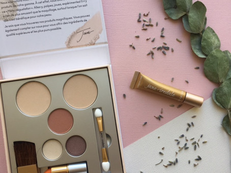 Naturally Beautiful:  Jane Iredale