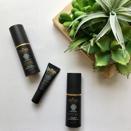 Healthy is Beautiful:  Inika Organic Cosmetics