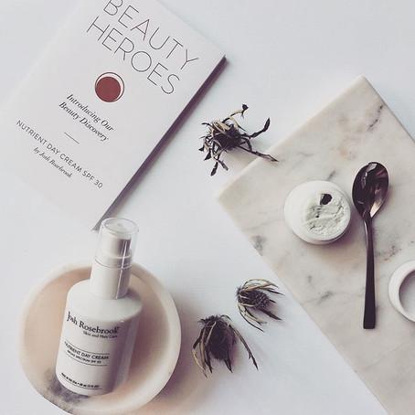 Elegant + Herbal:  Josh Rosebrook Skincare