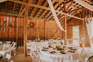 Kentucky Wedding Barn