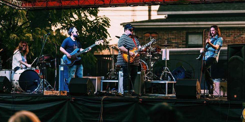 Rosemont Garden w/Chris & Jenn Shouse - Rockin the Barn!