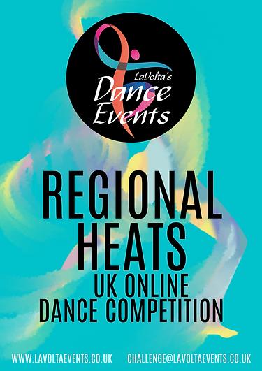 Copy of Neon Confetti Dance Quote Poster
