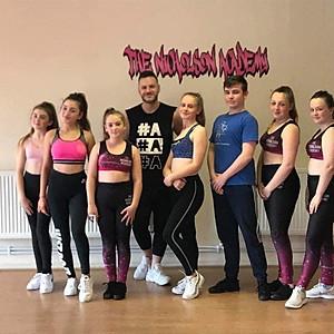 Alex Ryan Street Dance Workshop