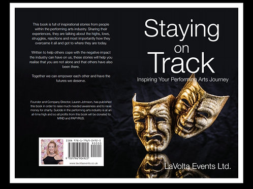 Staying On Track: Inspirng Your Performing Arts Journey