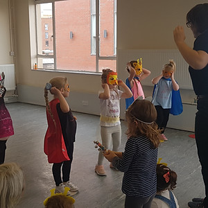 Minis Musical Theatre Workshop