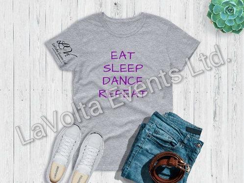 Eat, Sleep, Dance, Repeat T-Shirt - Children