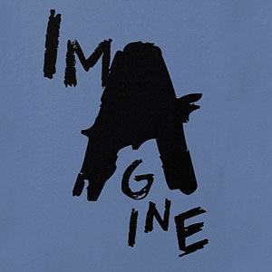 Imagine shirt in many styles and colors.