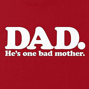 Funny dad mother shirt also in long sleeve, and hoodies, in many colors.