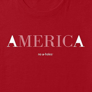 America t-shirt in many styles for men and women.