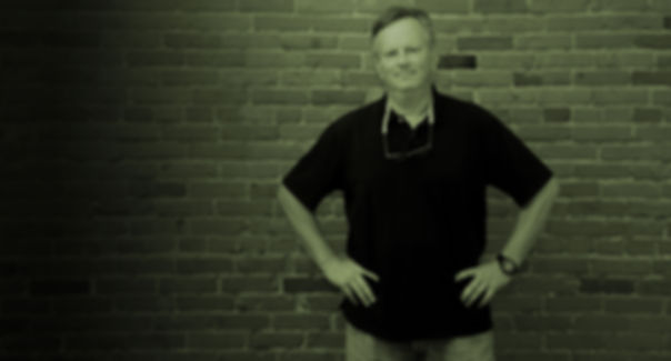 Peter Van Regenmorter, advertising creative director, copywriter, graphic designer