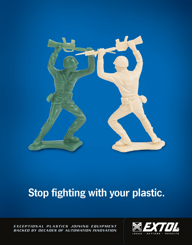 PlasticsJoiningArmyPoster