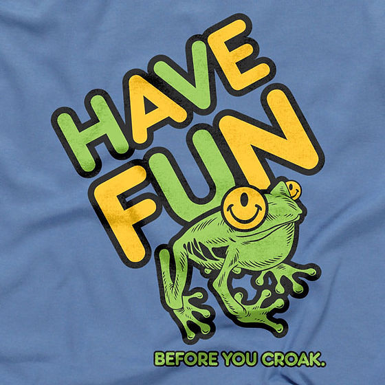unisex-t-shirt-blue-frog-funny-fun-smile