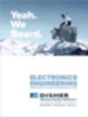 Electroincs advertising.