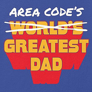 Worlds greatest dad t-shirt also in long sleeve, and hoodies, in many colors.