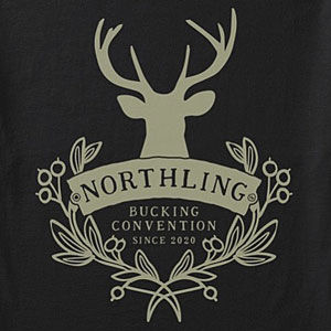 Deer shirts, sweatshirts, hoodies in many colors for men and women.