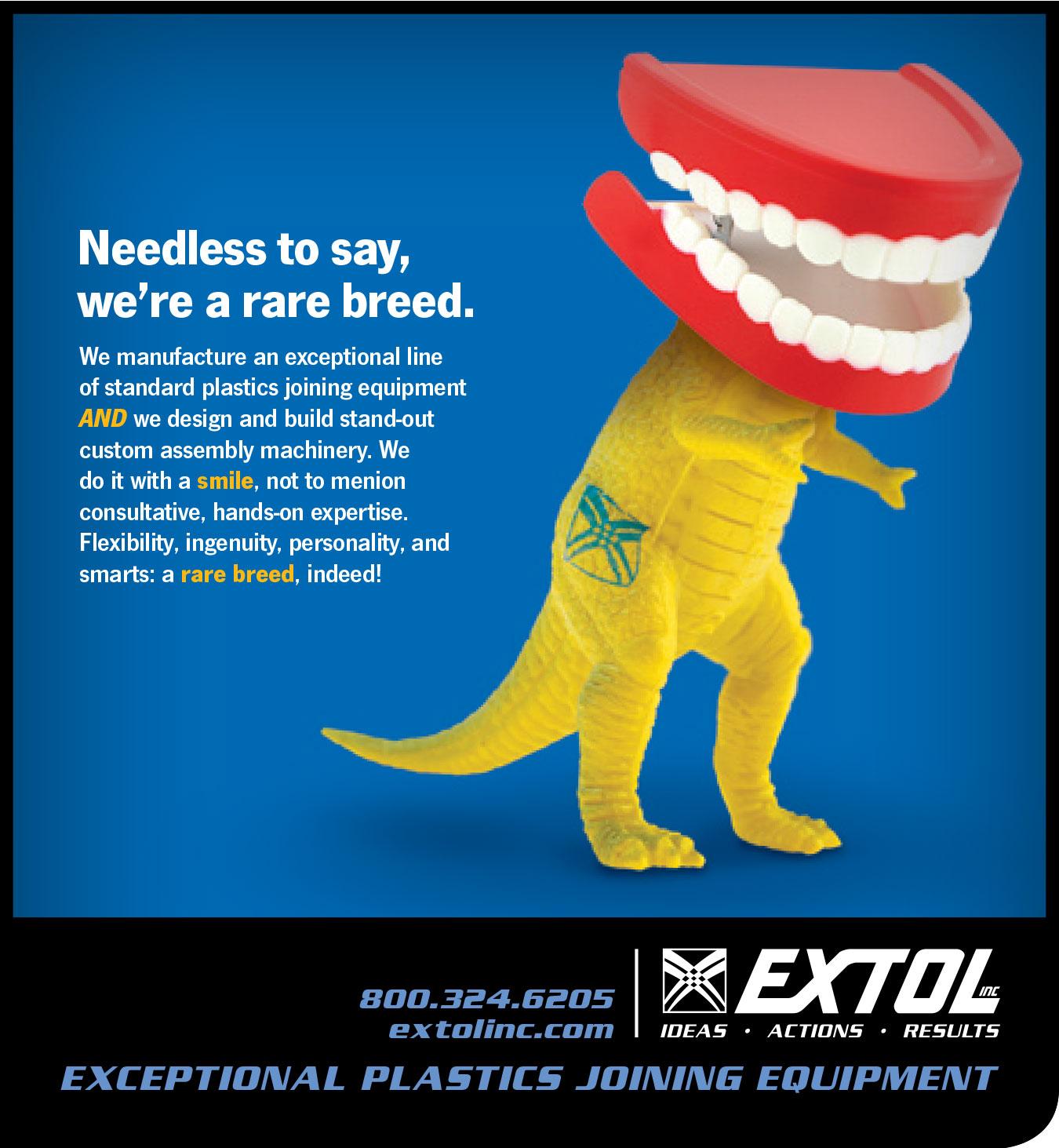 Extol Trade Ad