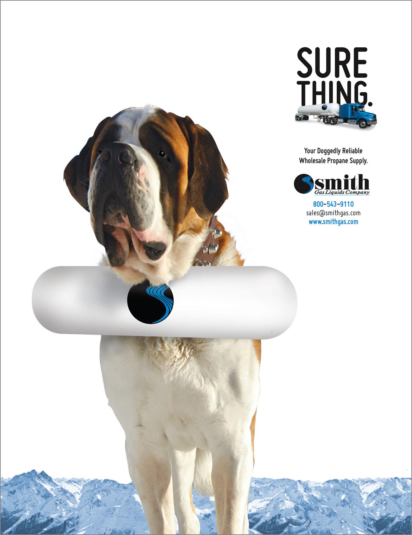 Smith Gas Liquids Trade Ad