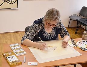 Ирина Сергеевна Молодцова ,художник