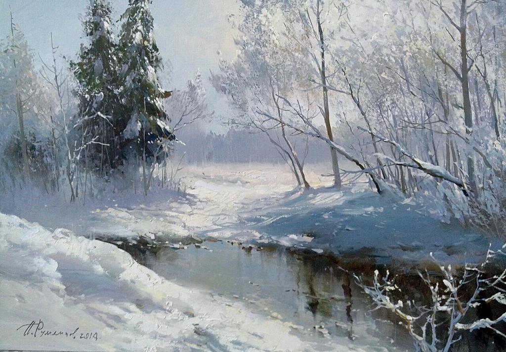 Павел Румянцев