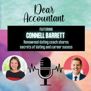 Renowned Dating Coach Connell Barrett Shares secrets of dating and career success