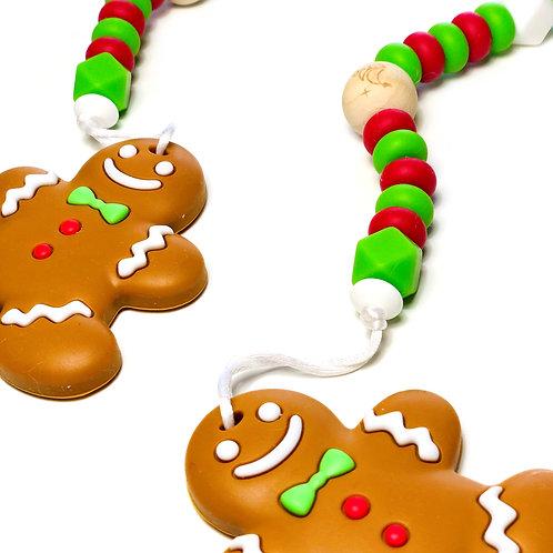 Silikonska glodalica Božični kolačić
