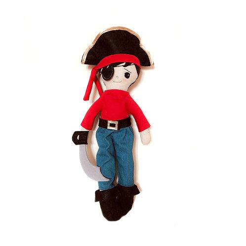 Pirate Captain Joe
