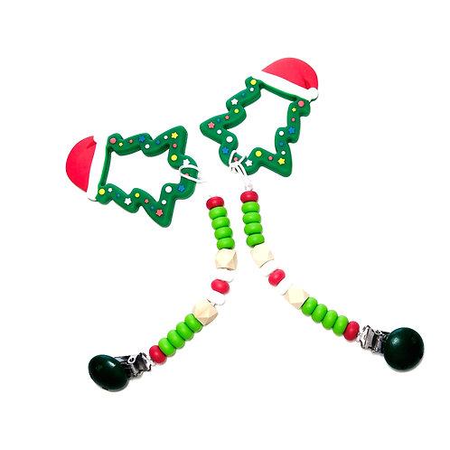 Silikonska glodalica Novogodišnja jelka