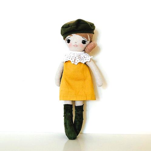 Rag doll Hana