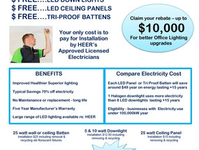 FREE LED LIGHTING