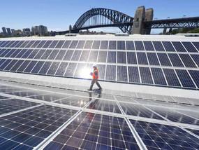 Why solar energy is good