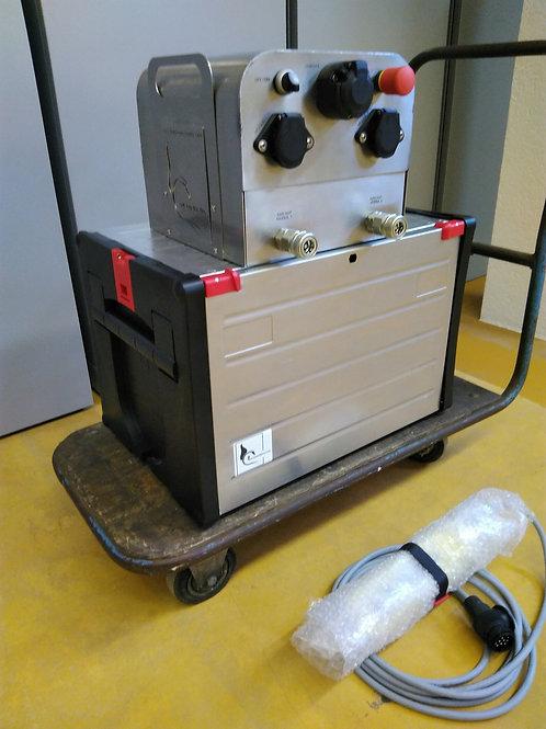 steuergerät CCA for TWO für 2 module der firecasesystems oder volcan modulreihe