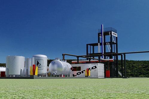 HAZMAT-CHEMPLANT trainingcenter - LONZA AG VISP