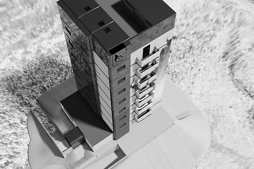 AHRFT - arabfilters high rise fire tower