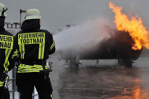 tank & behälterbrand / FIRE TANK