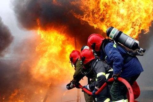 flächenbrand / FIRESHEET mixfluid spillfire