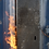 Thumbnail: türöffnung - brennende türe / FIRE DOOR / hot door