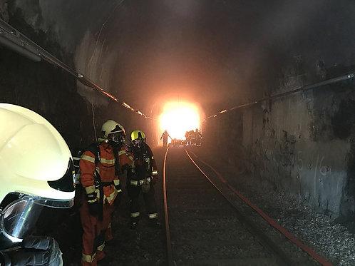 tunnel & mining fire