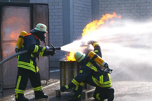 gasflaschenbrand / GASBOTTLE brandmodul