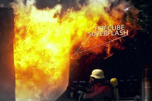 mobiler brandraum firecube V3 - main module