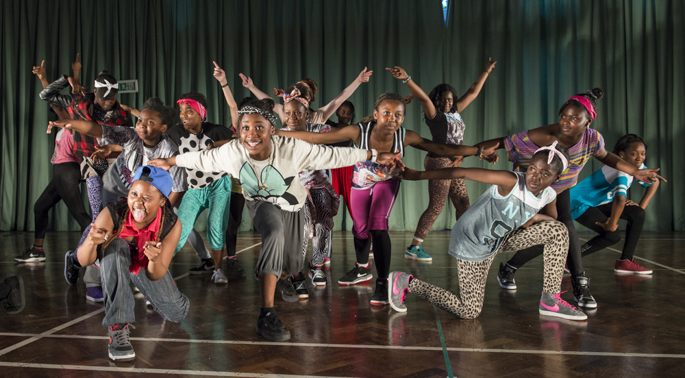 street dance kids parties