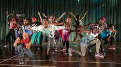 street dance kids parties