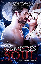 The Vampire's Soul Cover - Anna Hub - Th