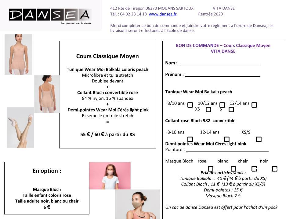 Offre pack Vita Danse 20-21 (2)